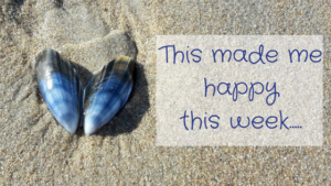 What made you happy this week?